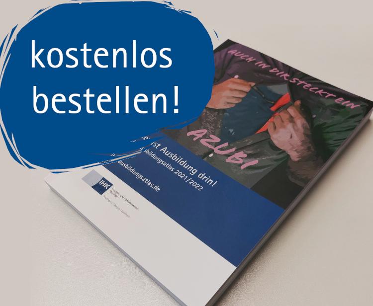 IHK-Ausbildungsatlas Reutlingen